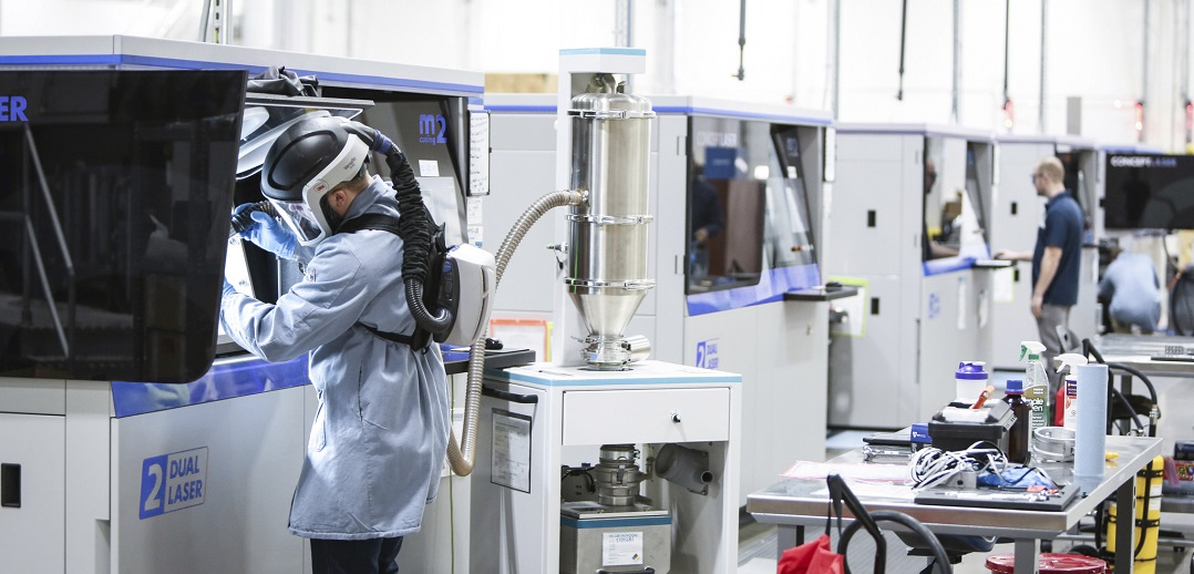 GE Additive welcomes Protolabs to Manufacturing Partner Network | GE