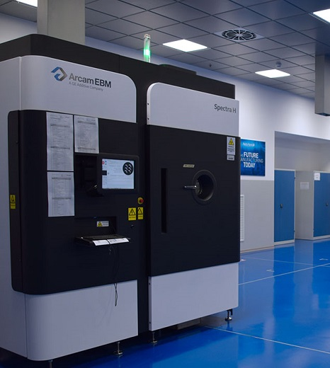 Additive Manufacturing Machines & Materials   GE Additive