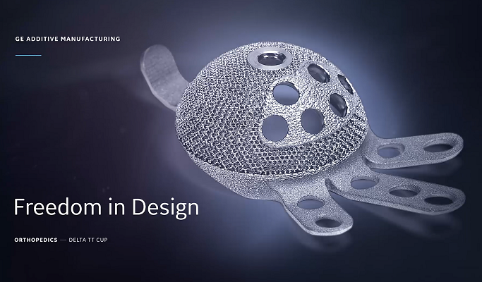 Additive Manufacturing & 3D Printing Processes | GE Additive