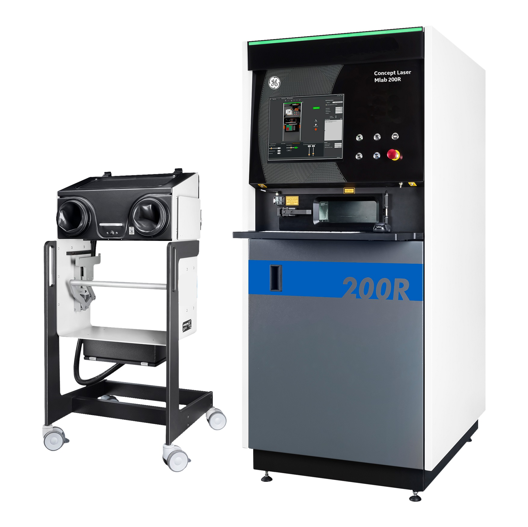 mlab cusing 200r direct metal laser melting (dmlm) machine