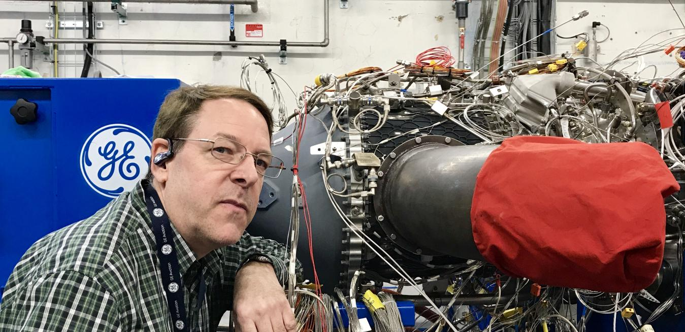 Advanced Turboprop Engine With 3D-Printed Parts