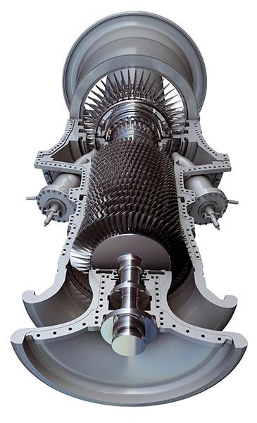 6B.03 Gas Turbine   Heavy Duty Gas Turbine   GE Gas Power