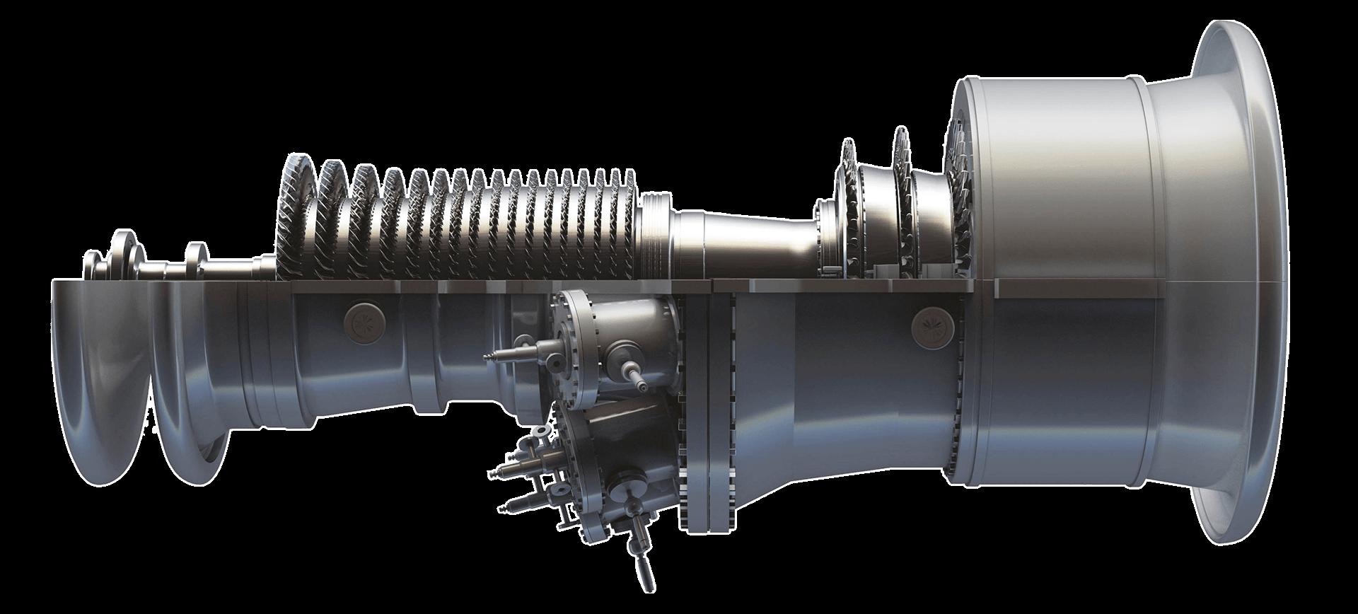 6B.03 Gas Turbine | Heavy Duty Gas Turbine | GE Gas Power