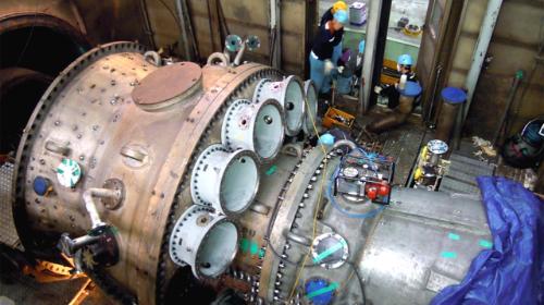 LM2500 Aeroderivative Gas Turbine   GE Gas Power