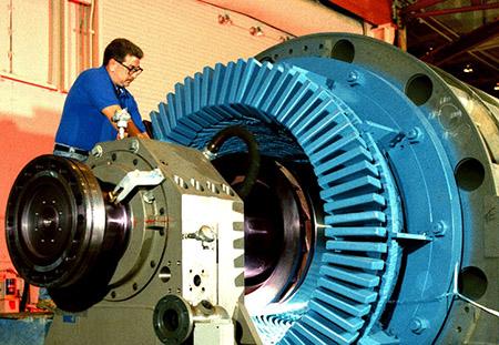 Generator Repairs   GE Gas Power