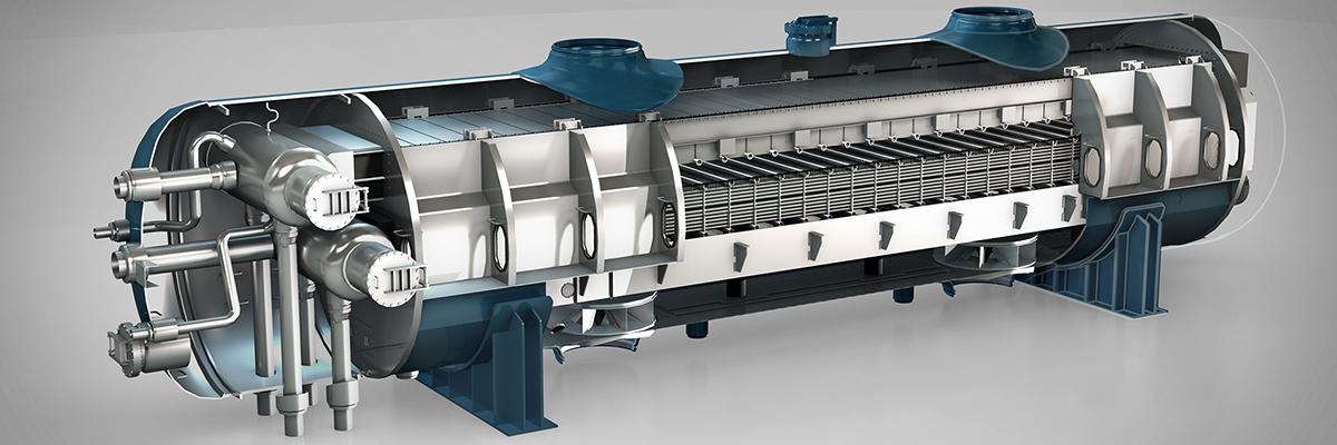 Nuclear Moisture Separator Reheaters