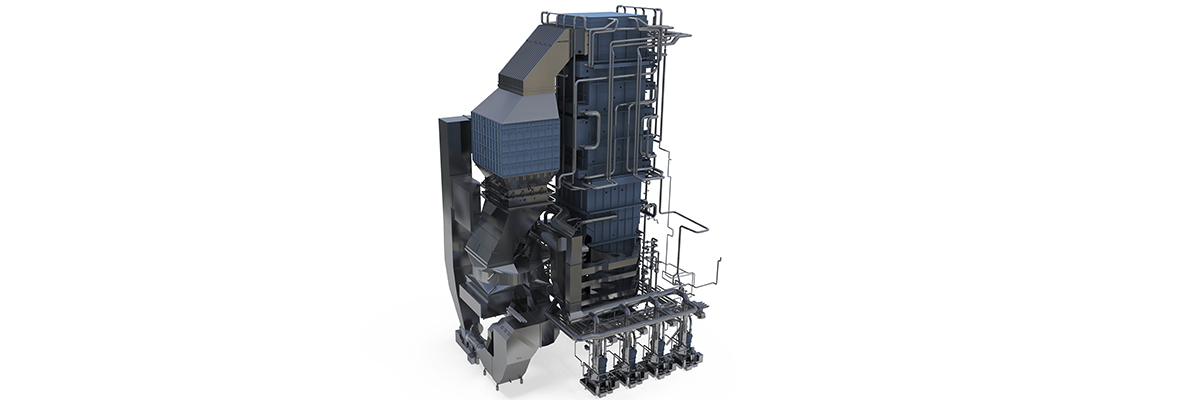 Tower Boiler | GE Steam Power