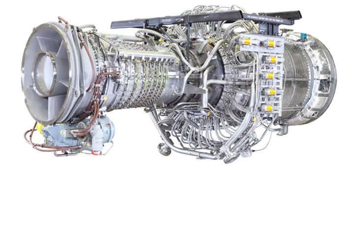 LM2500 Aeroderivative Gas Turb...