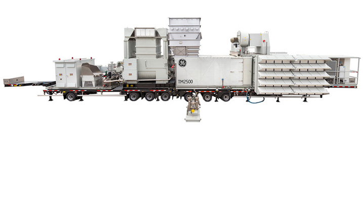 TM2500 Mobile Aeroderivative Gas Turbine   GE Power
