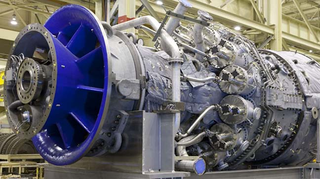 Heavy-duty-gas-turbine
