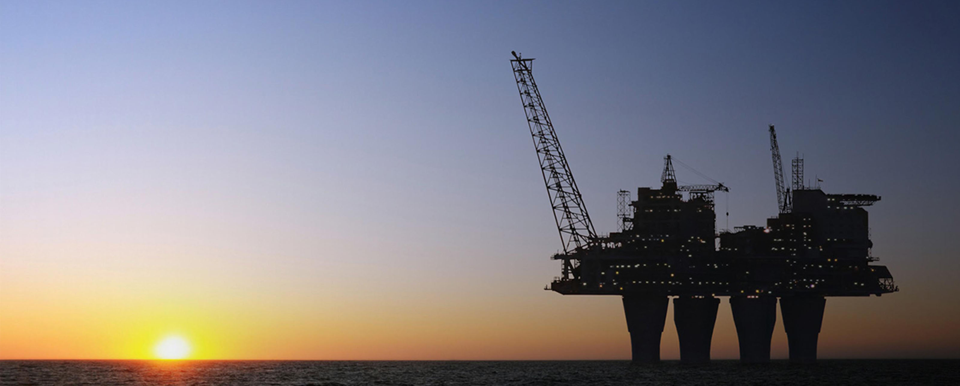 Offshore oil rig | GE Digital