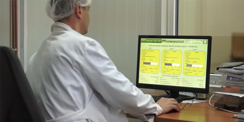 Spomlek leveraged GE Digital's Manufacturing Solutions