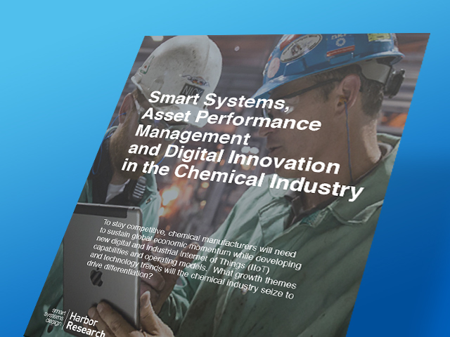 Smart Systems, Asset Management, and Digital Innovation in the Chemical Industry