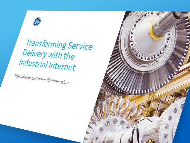 Transforming Service Delivery with the Industrial Internet