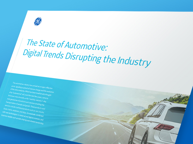 State of Automotive white paper