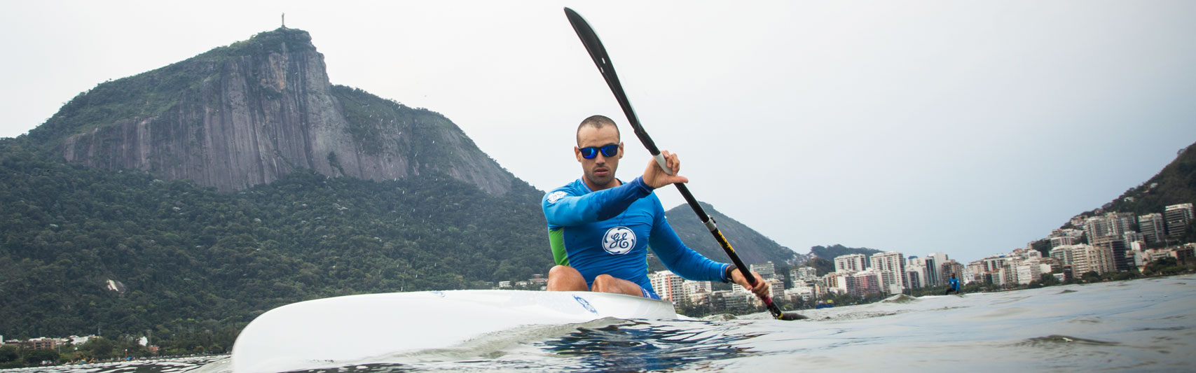 Brazil canoe team uses Predix app to provide real-time data on team performance