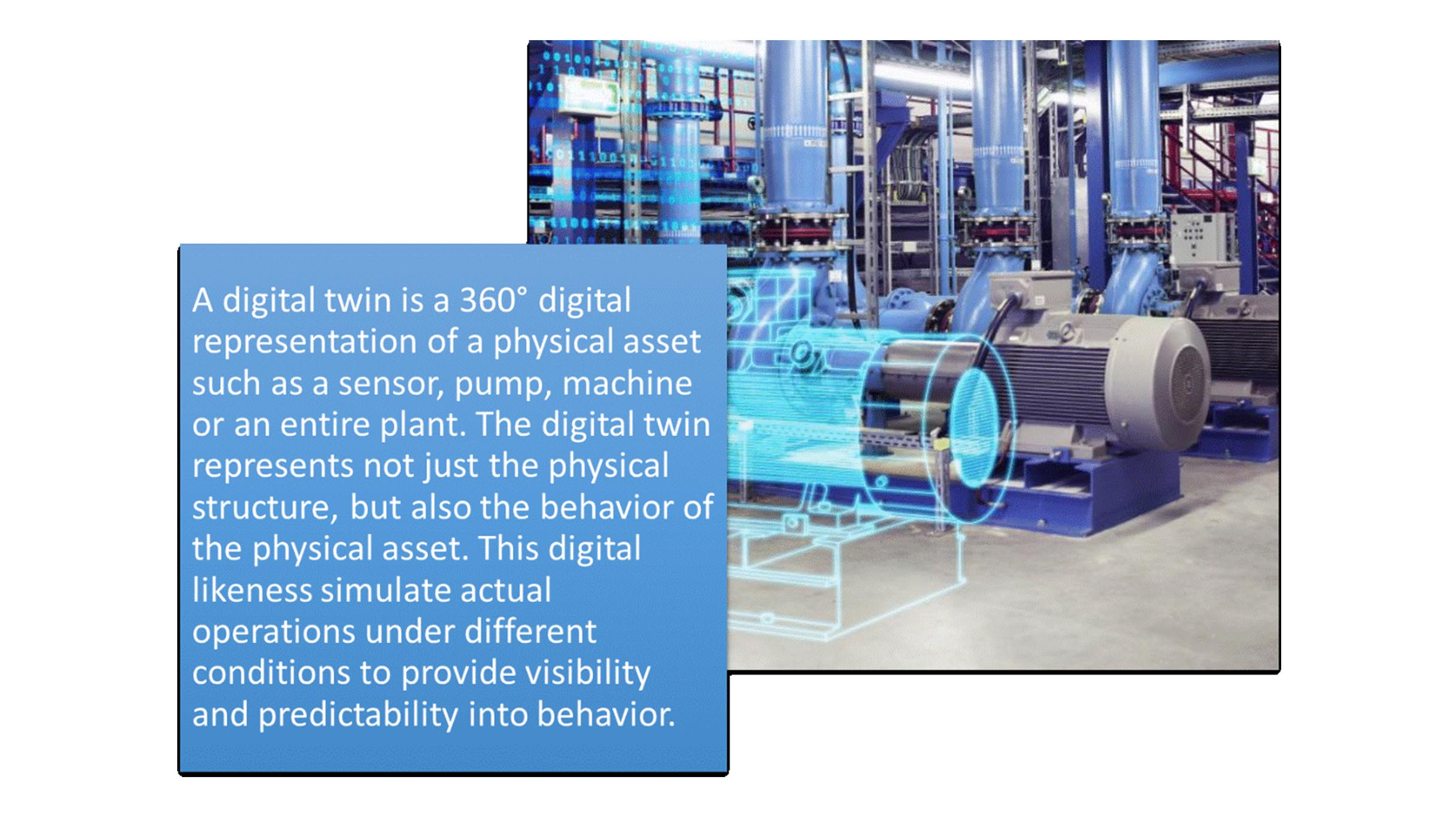 Next Generation MES Technologies include digital twins