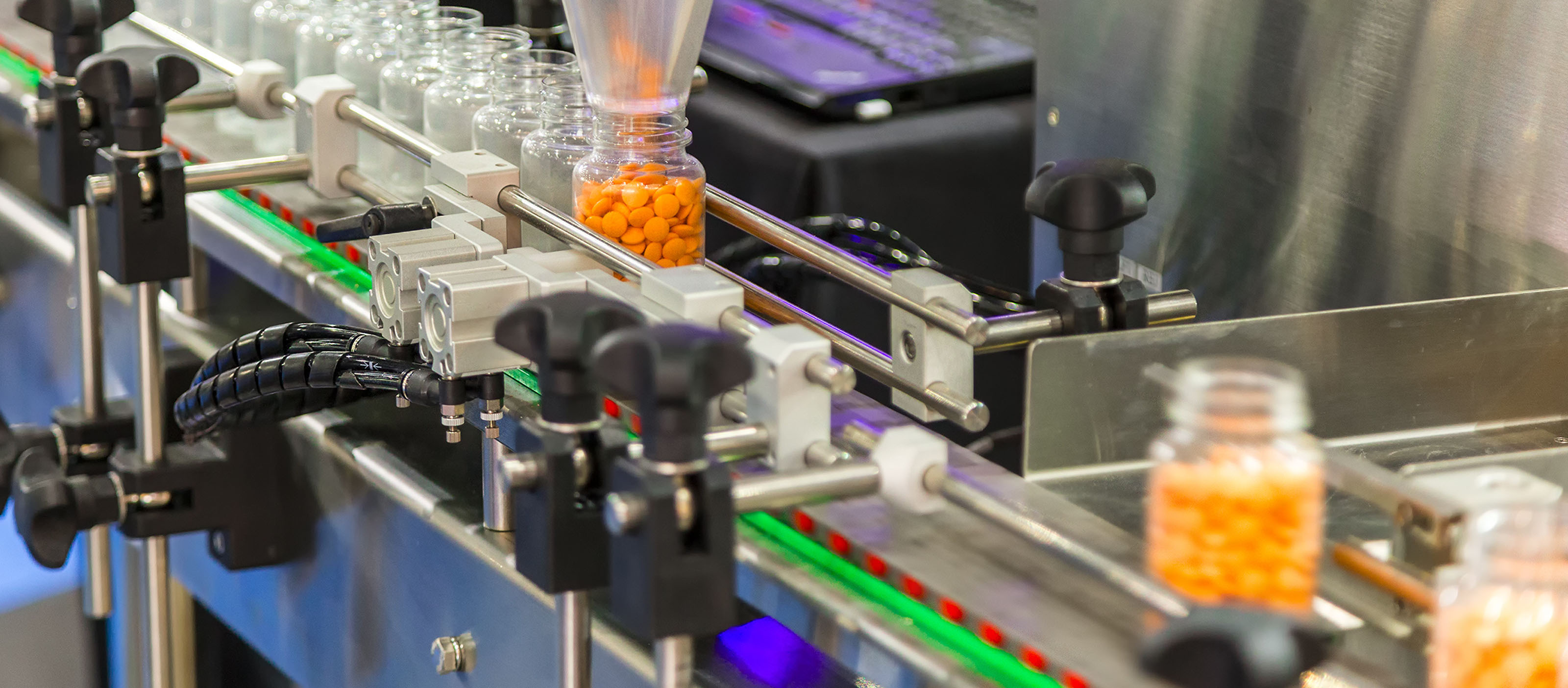 Reckitt Benckiser tablets manufacturing