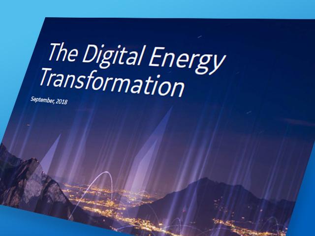 Digital Energy Transformation | GE Digital white paper
