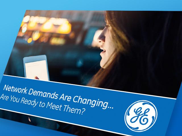Solving challenges in the telecom industry | GE Digital white paper