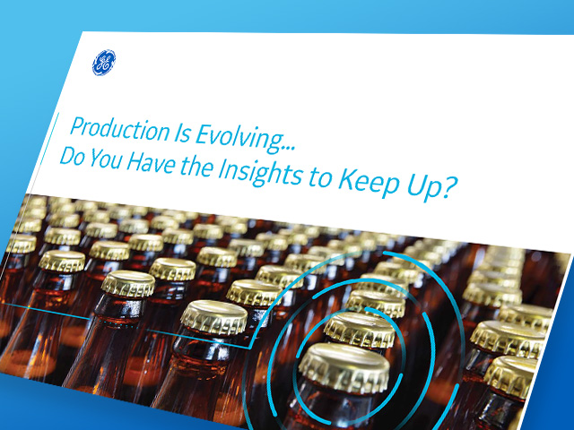 Production is Evolving | GE Digital Whitepaper