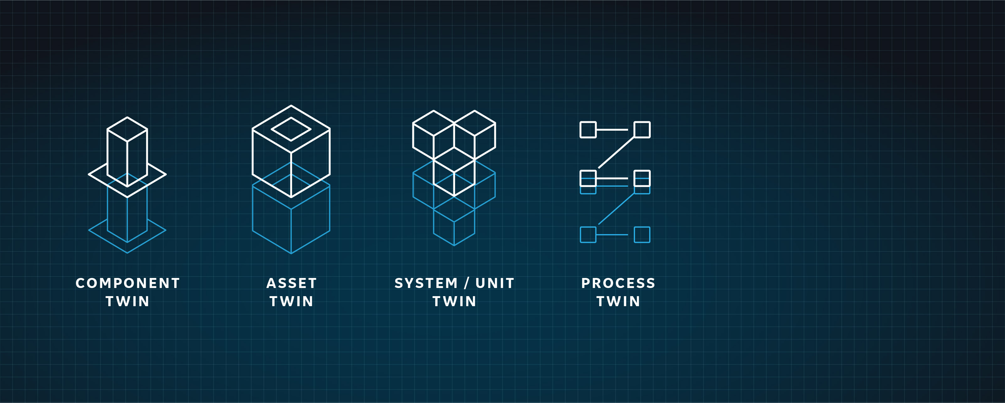 Types of digital twin