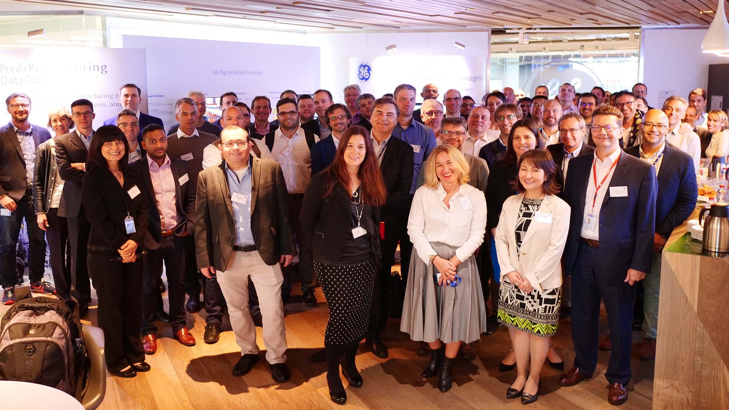 European Foundry | GE Digital | User Group