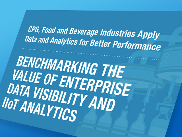 LNS Research: Benchmarking the Value of Enterprise Data Visibility and IIoT Analytics