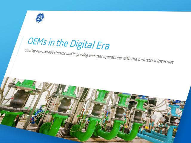 OEMs in the Digital Era | GE white paper