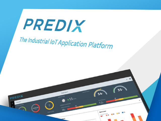 Predix Industrial Internet Brief | GE Digital