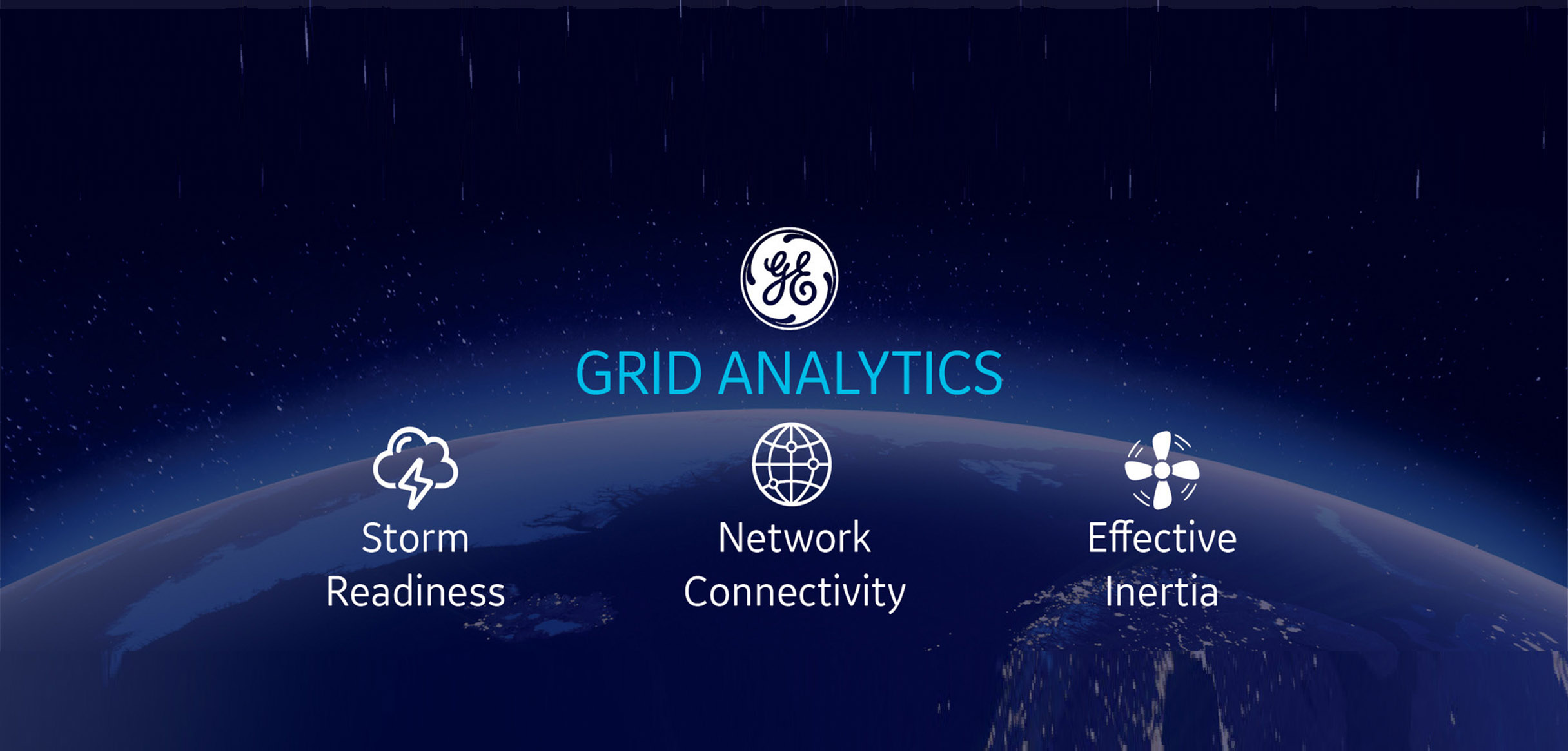 Grid Analytics to help with storm readiness and network connectivity | GE Digital Energy