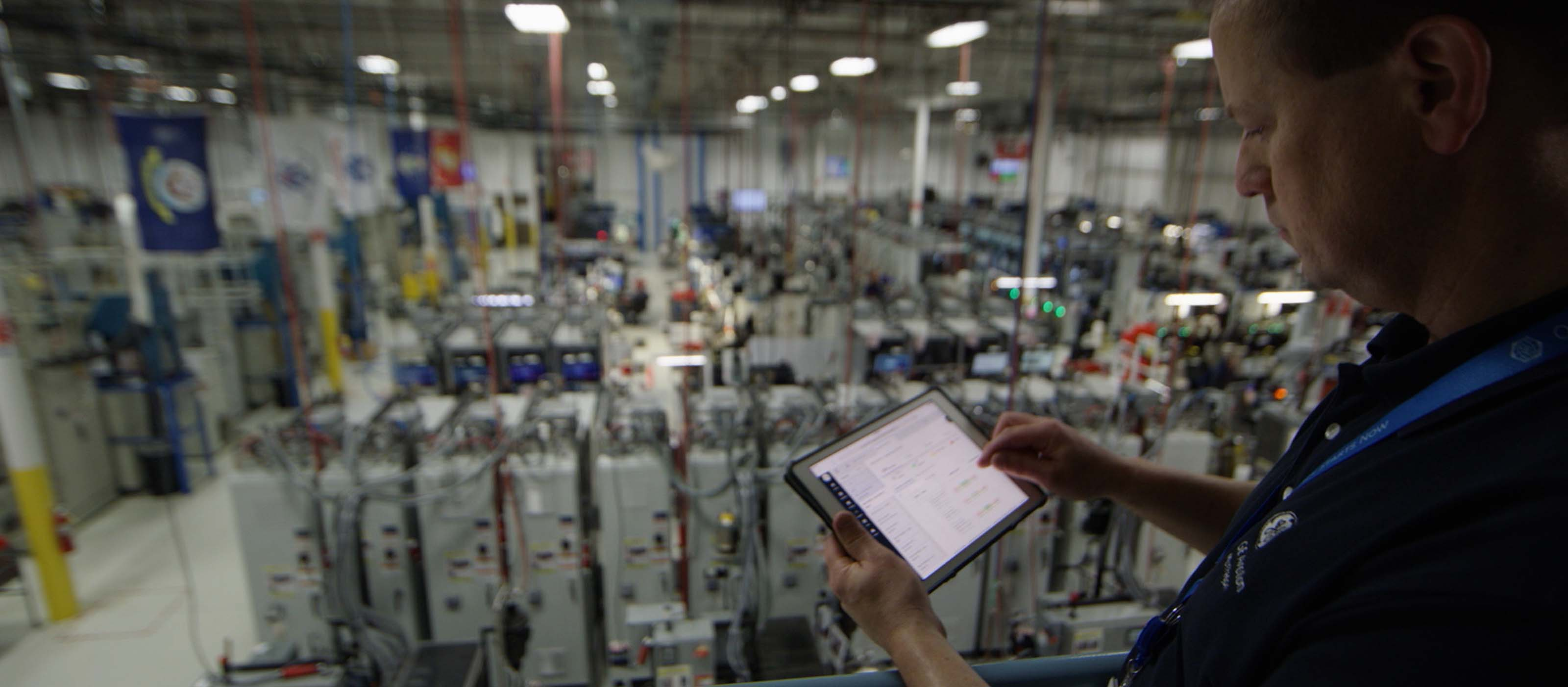 Using digital twins and APM software in a manufacturing plant | GE Digital