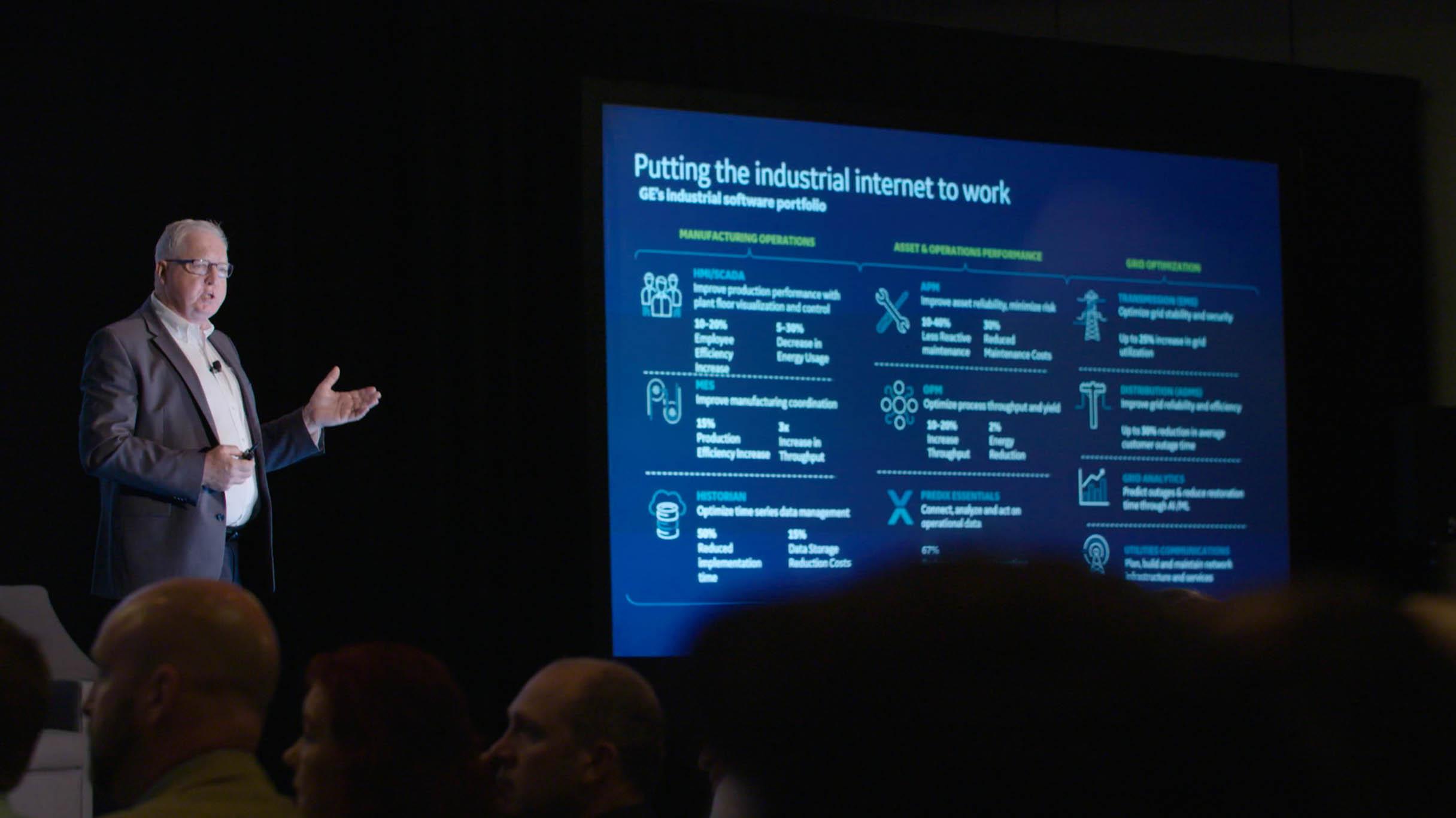 GE Digital CEO Pat Byrne on Digital Transformation
