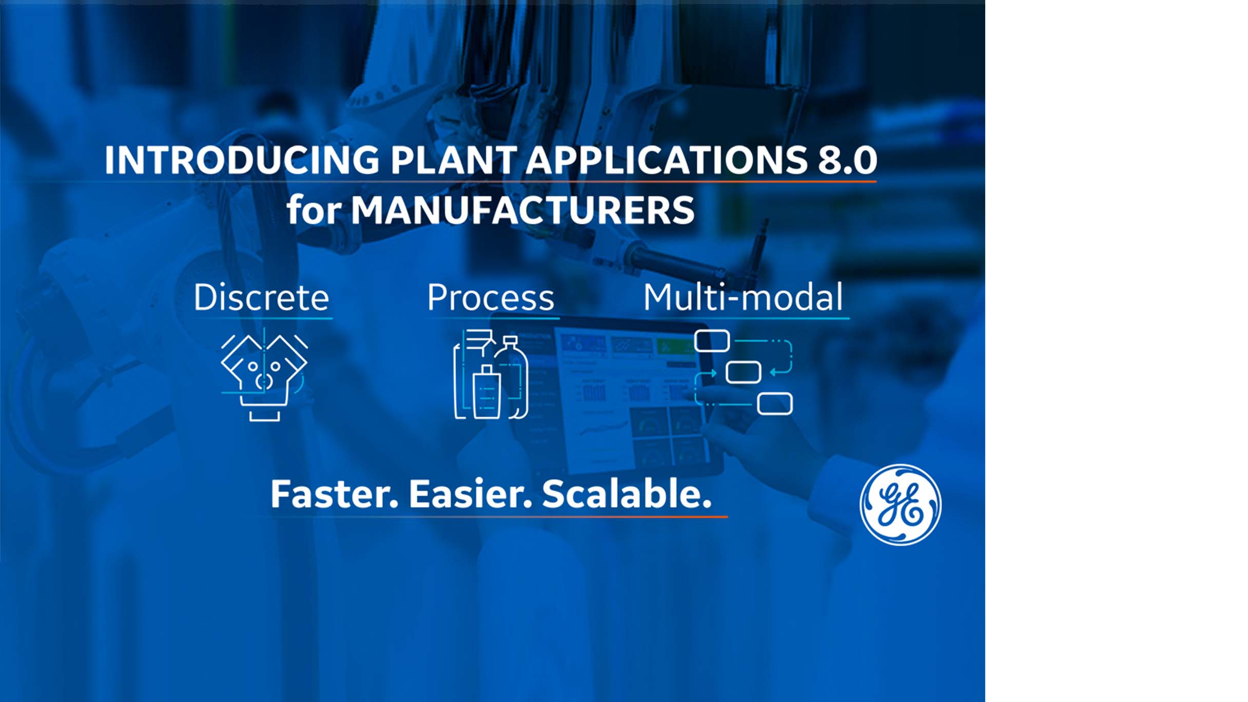 Plant Applications from GE Digital enables real-time KPIs | launch data