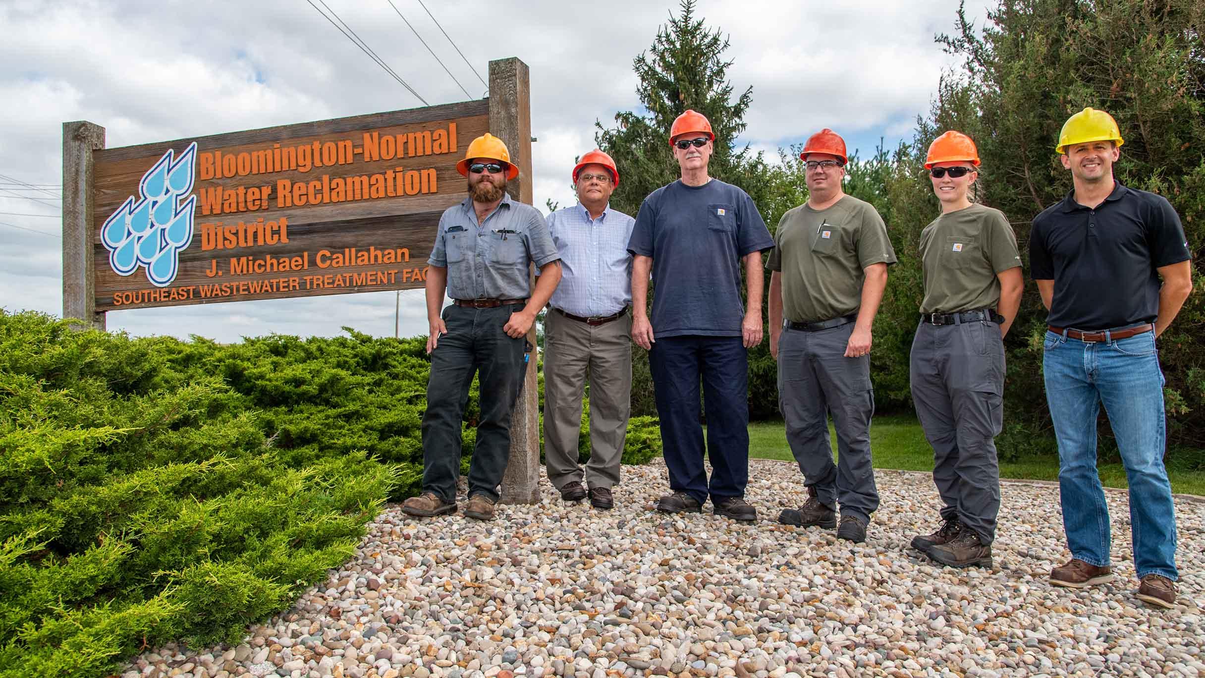 Team from Bloomington-Normal SE Plant | GE Digital SCADA customer