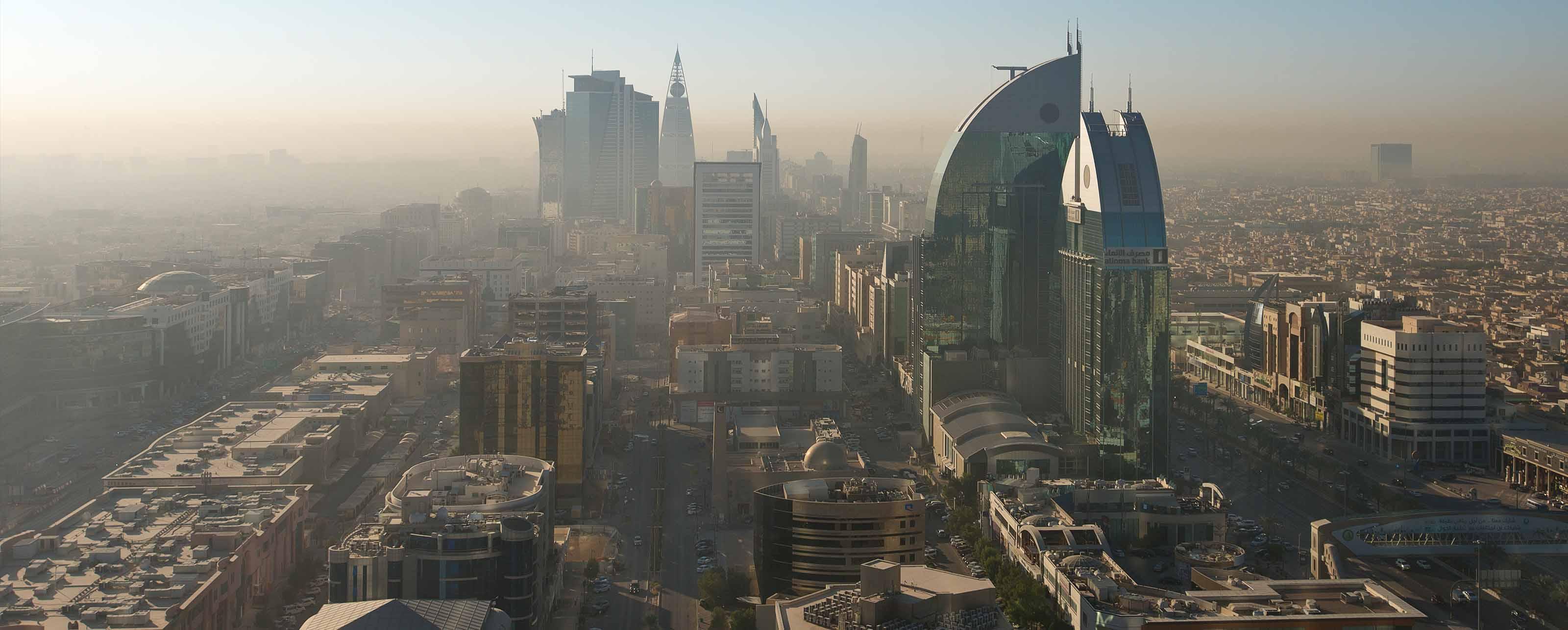 Telecommunications for Power Utilities: Kindom of Saudi Arabia customer story