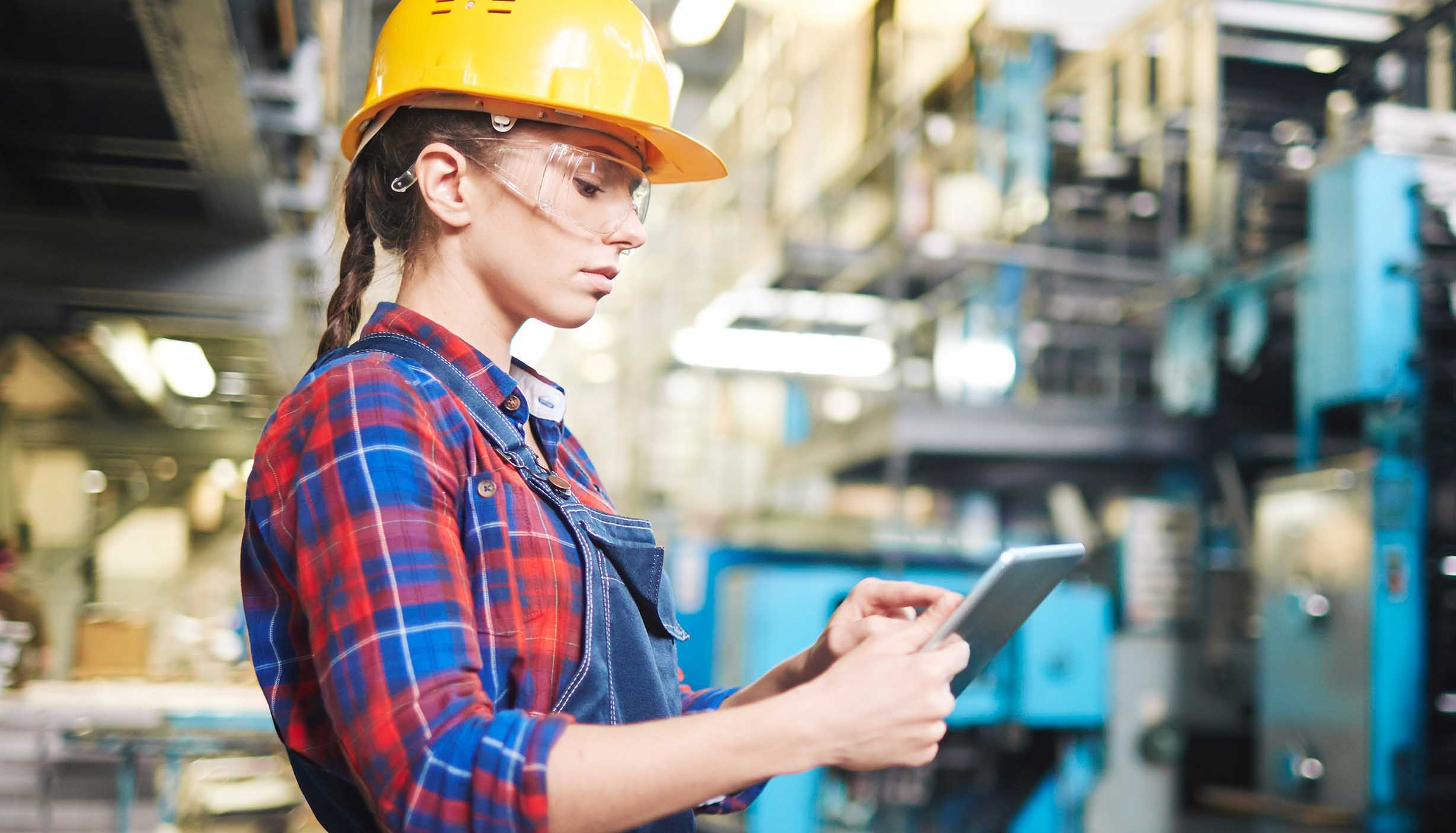 HMI/SCADA software solutions for manufacturing | GE Digital