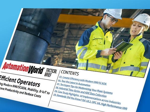 Automation World Smart Operators ebook