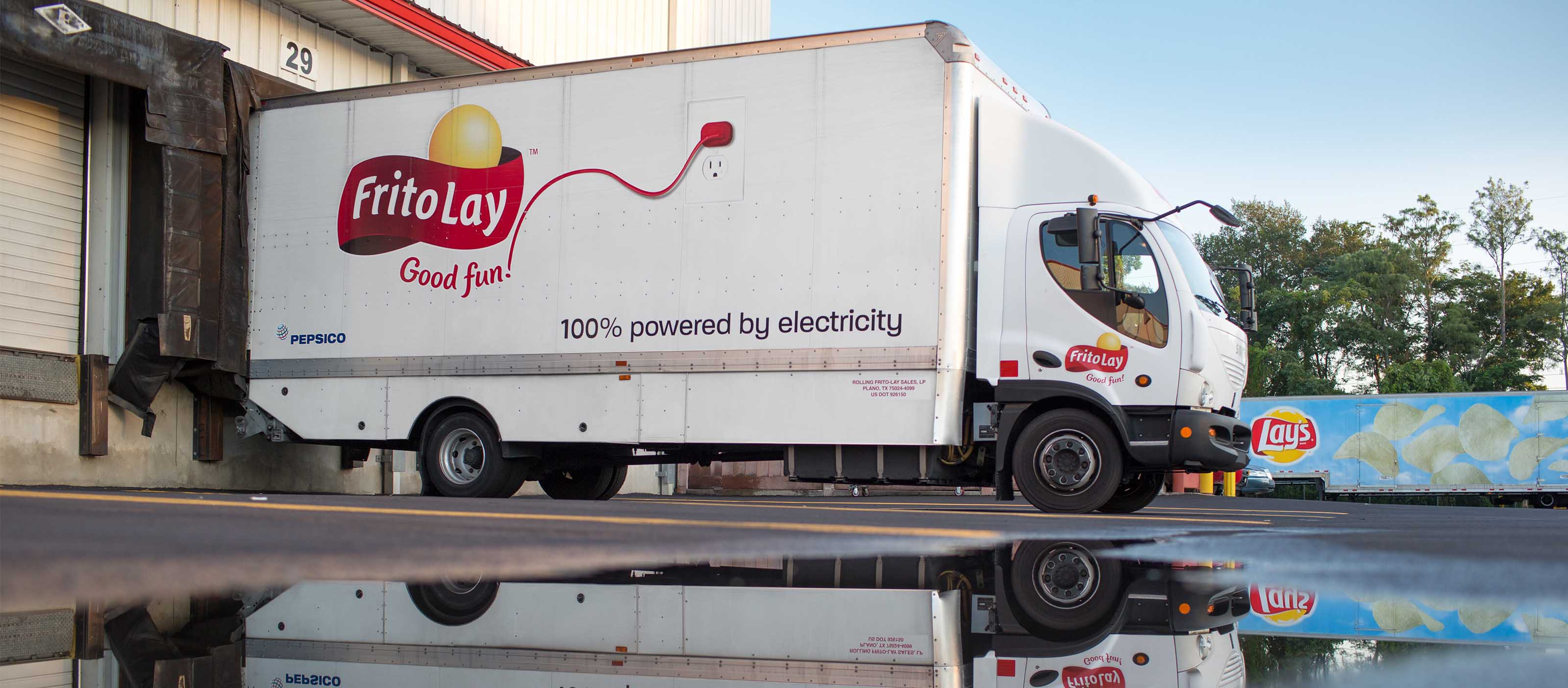 FritoLay Electric Vehicle