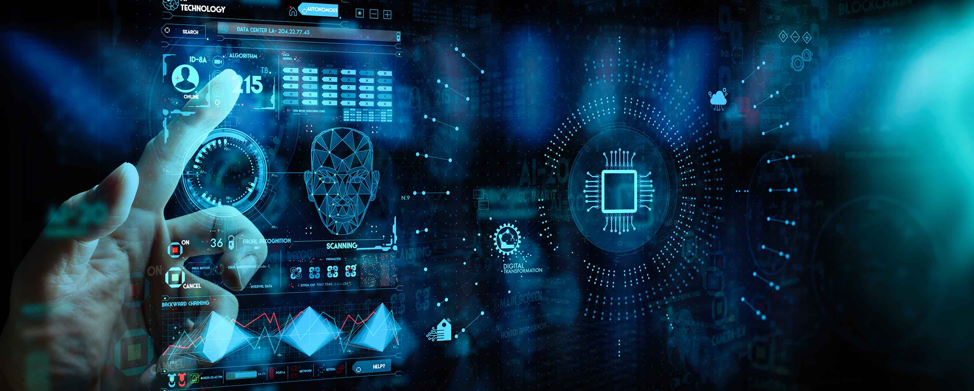 Digital Transformation banner | GE Digital software