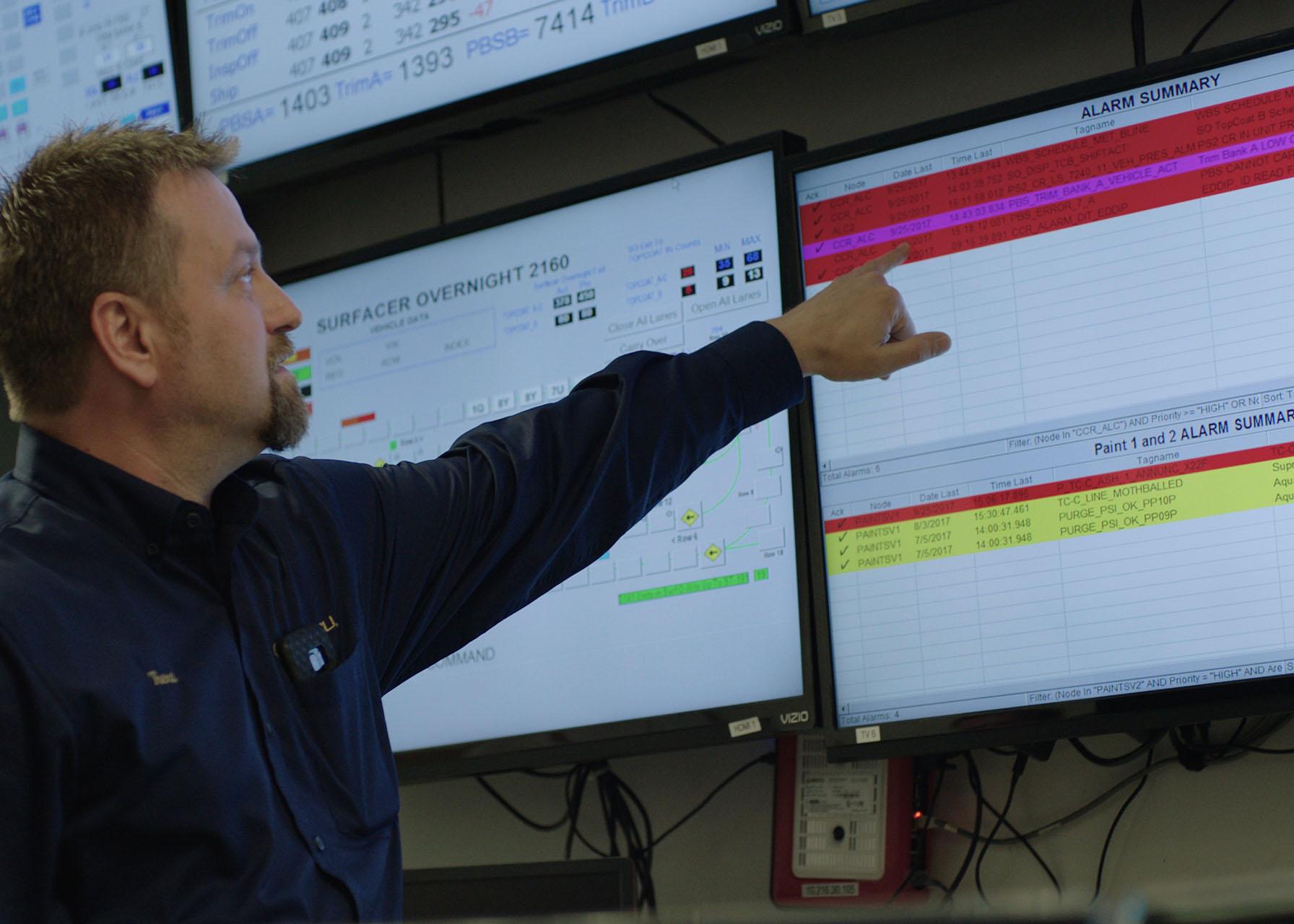 Asset Performance Management Control Room | GE Digital
