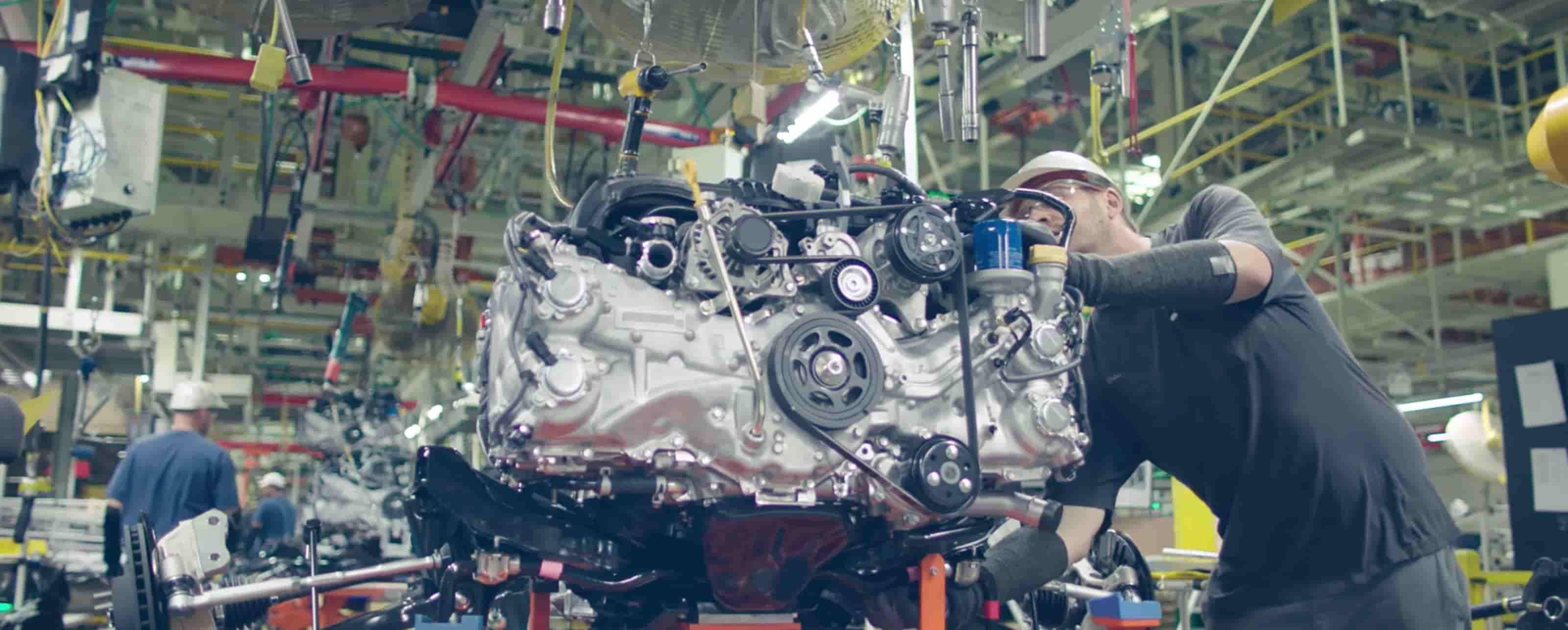 Subaru customer story | GE Digital