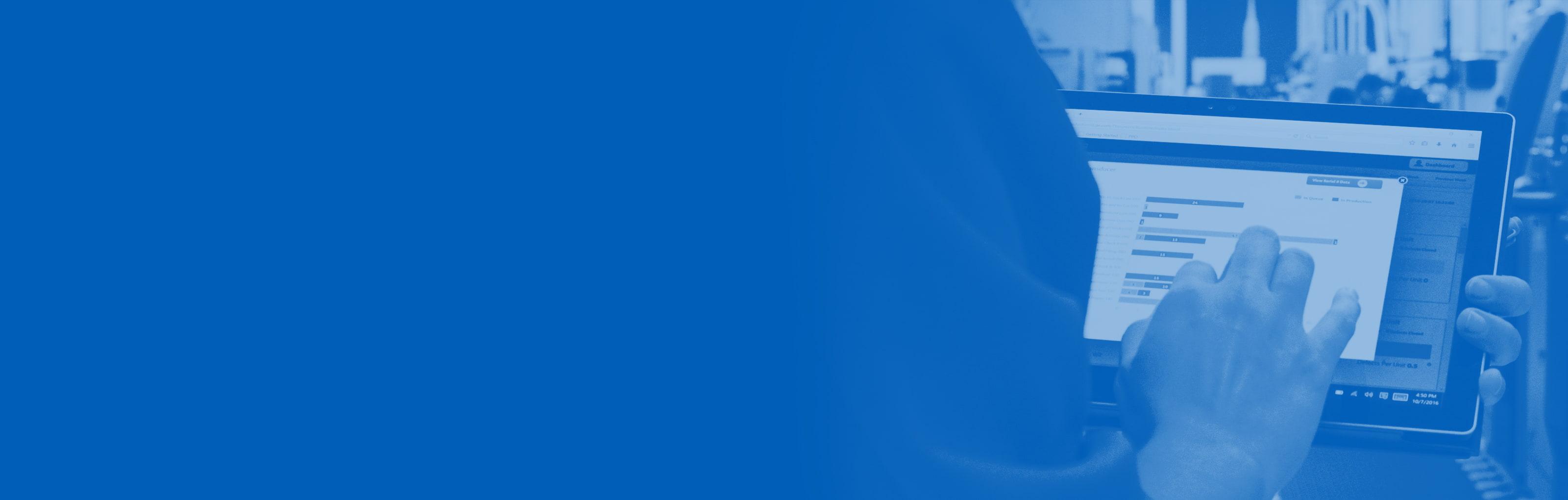Predix Manufacturing Execution Systems (Predix MES) | Blog Banner | GE Digital