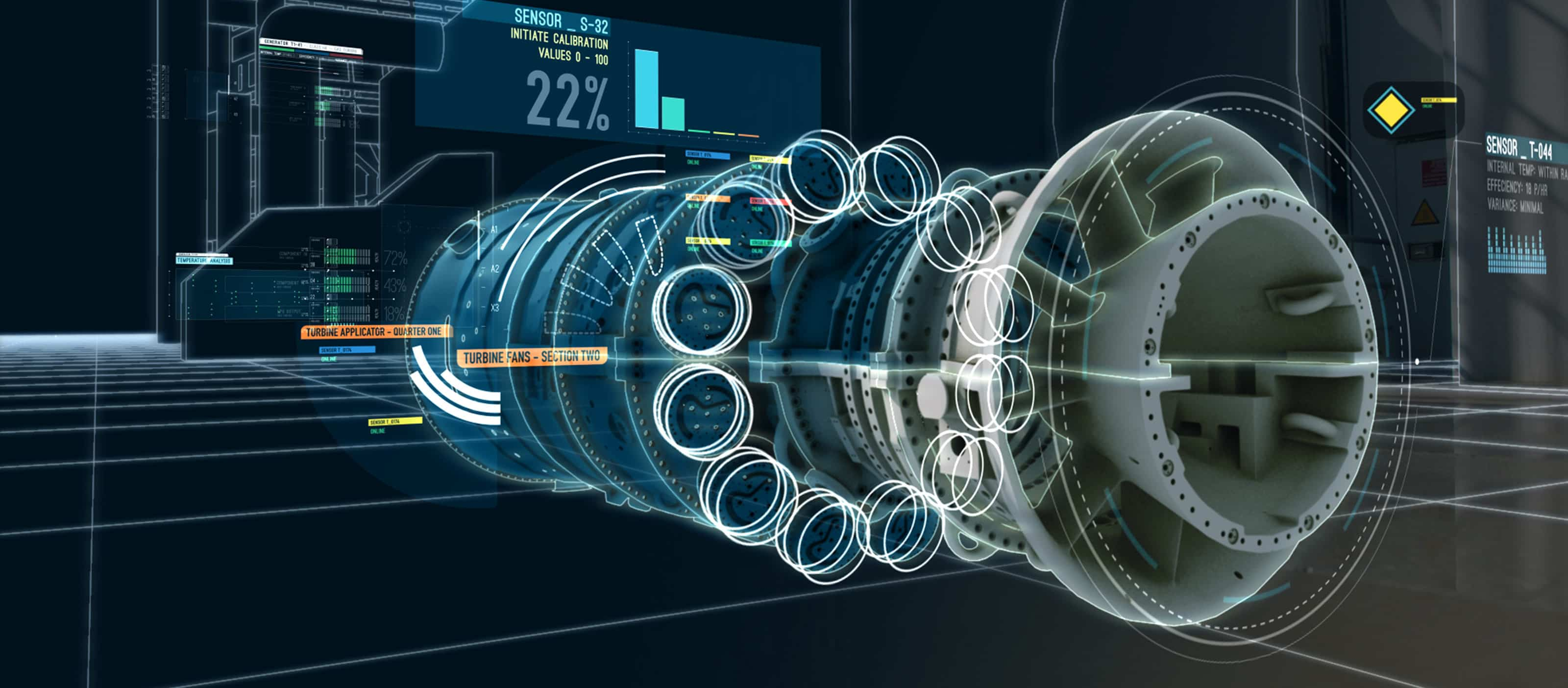 Digital twin illustration | GE Digital