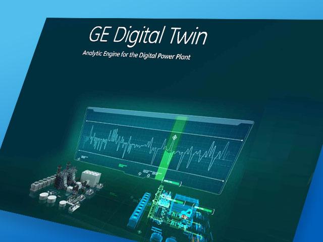 Digital Twin for Power Generators | GE Digital