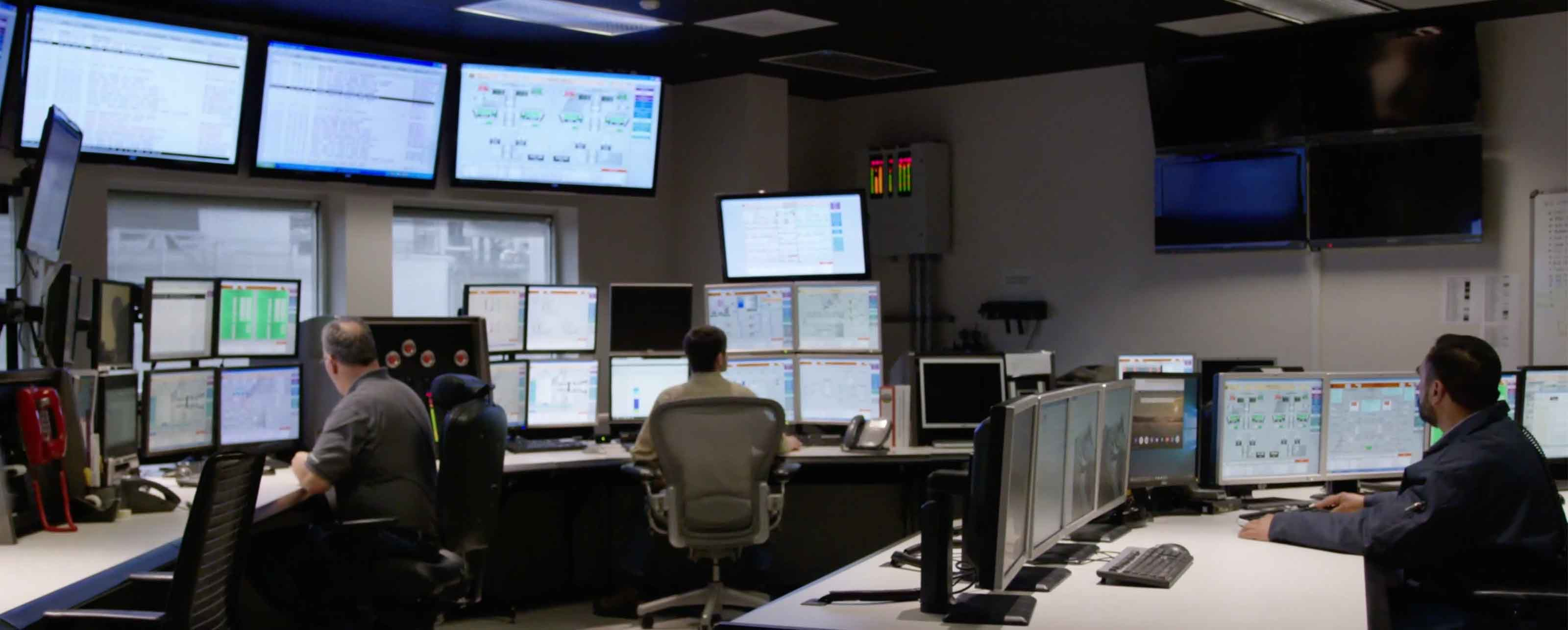 CPV Control Room  uses OPM software from GE Digital to improve performance