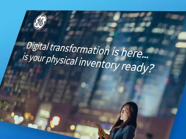 Digital Transformation is Here | GE Digital white paper