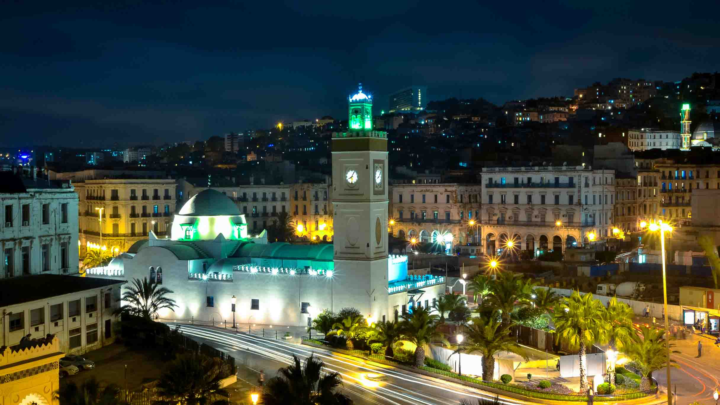 Algerian Electrical Utility Embraces Remote Operations