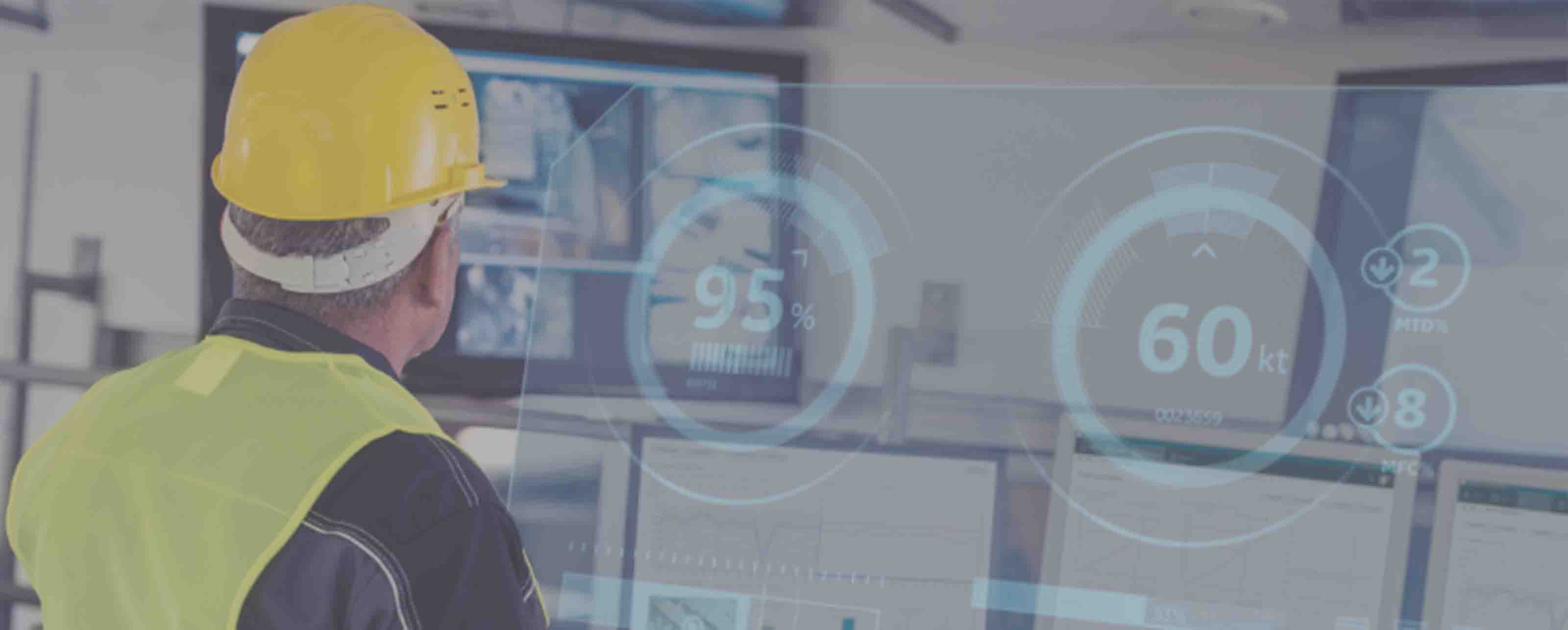 Predictive analytics in a control room helps optimize industrial asset performance