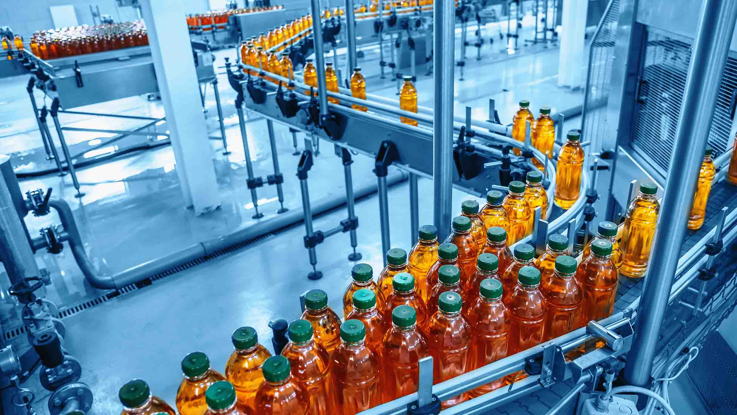 food & beverage manufacturing changeovers can be optimized with eSOPs